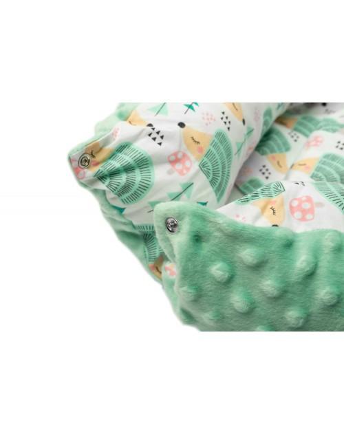 Hniezdo pre bábätko Mentoloví ježkovia