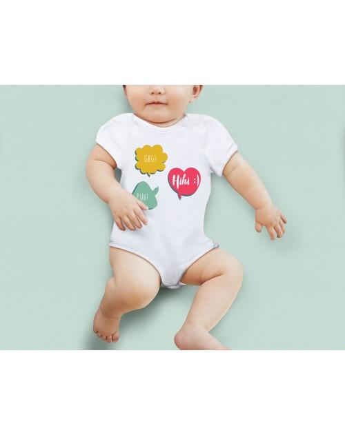 Nádherné Detské body Grg, puk, hi pre vaše dieťatko