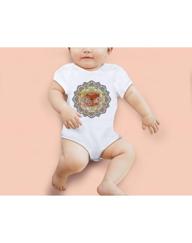 Nádherné Detské body Mandala pre vaše dieťatko