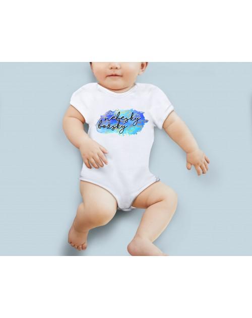 Nádherné Detské body Nebesky božský pre vaše dieťatko