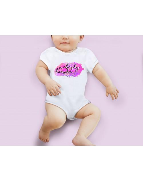 Nádherné Detské body Nebesky božská pre vaše dieťatko
