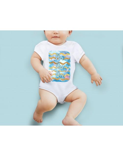 Nádherné Detské body Ňuňu blue pre vaše dieťatko