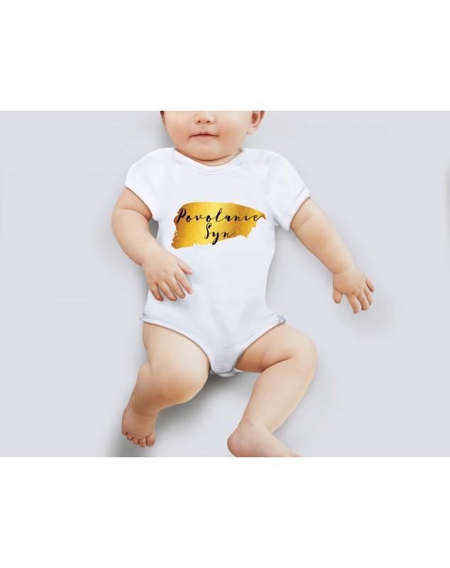 Nádherné Detské body Povolanie syn pre vaše dieťatko