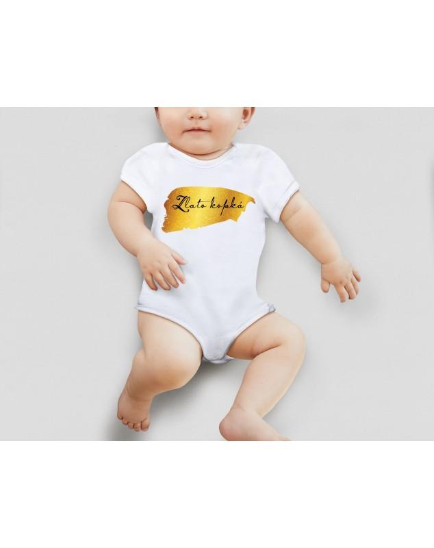 Nádherné Detské body Zlatodupka pre vaše dieťatko