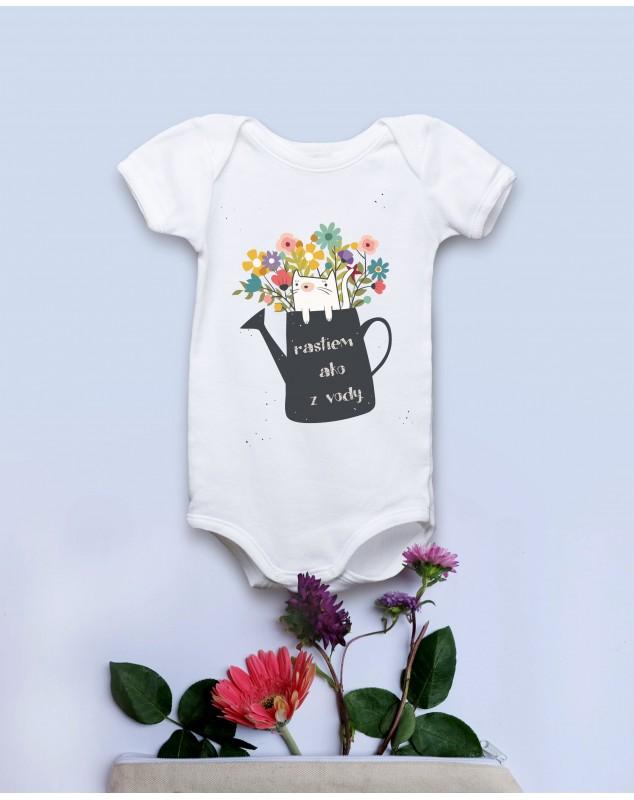 Nádherné Detské body Rastiem ako z vody pre vaše dieťatko
