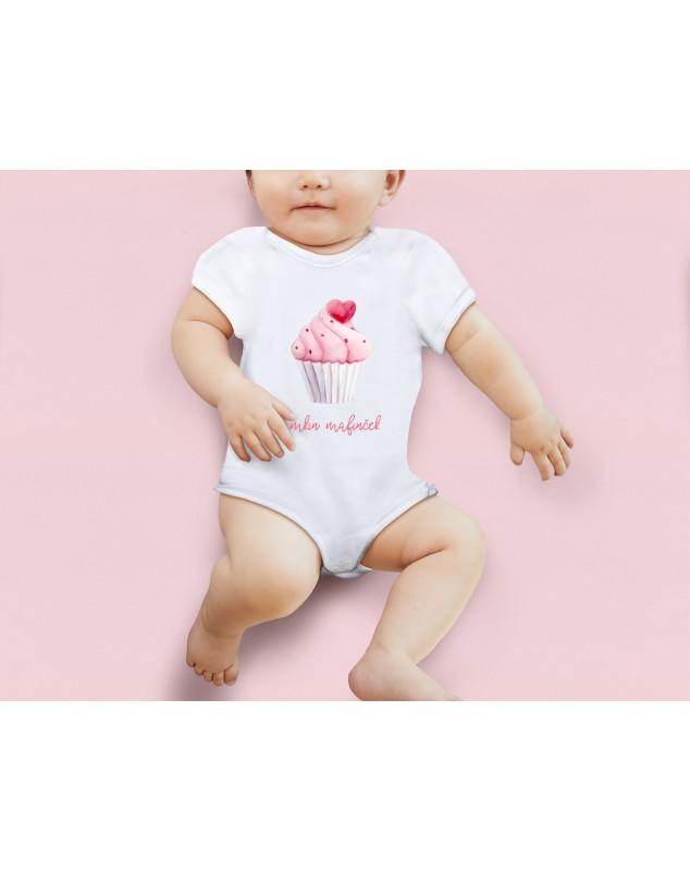 Nádherné Detské body Maminkin mafinček pre vaše dieťatko