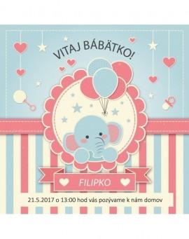 Pozvánky na detské oslavy